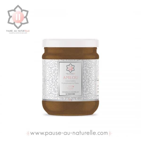 Amlou amande : la recette authentique by Pause au Natur'Elle