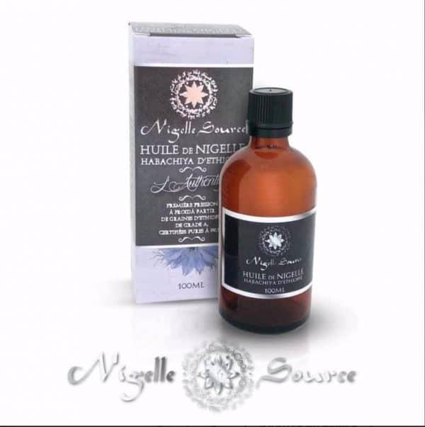 huile de nigelle habachia: résurrection cutanée et capillaire garanti