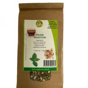 tisane au fenouil anis vert spécial digestion